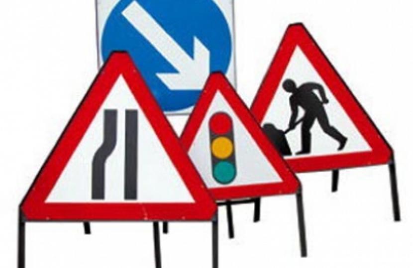 Compstall Road Resurfacing September