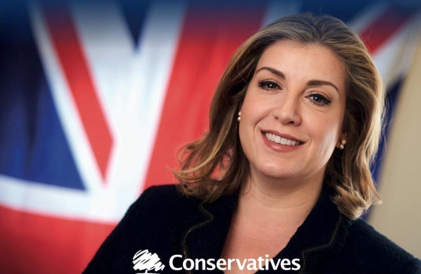 Meet and Greet with Rt Hon Penny Mordaunt MP