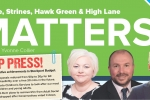 Marple Strines Hawk Green and High Lane MATTERS